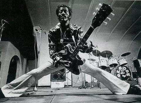 """查克·貝里去世 爲什麼說他是""""搖滾樂之父"""""""