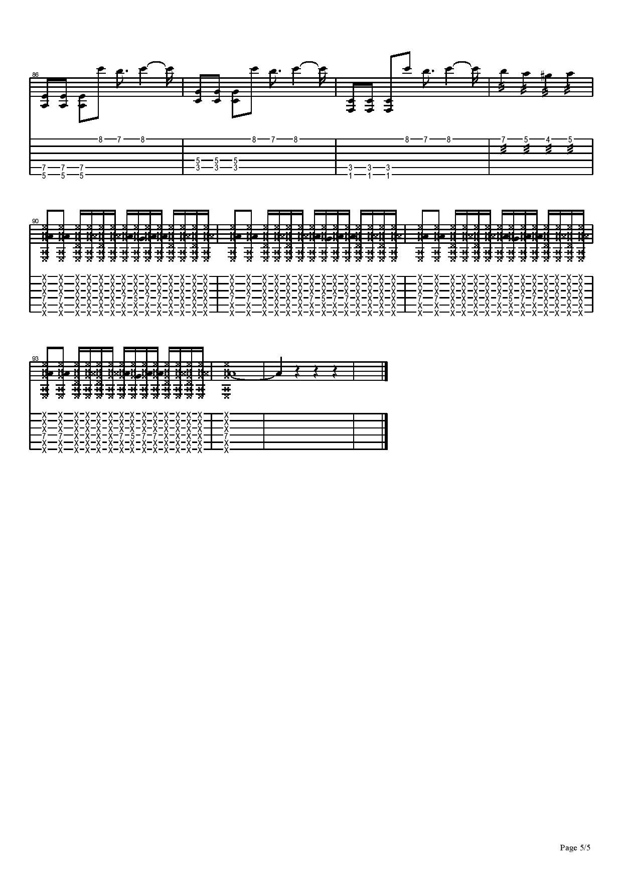 搖擺-Mr.-图片吉他谱-5