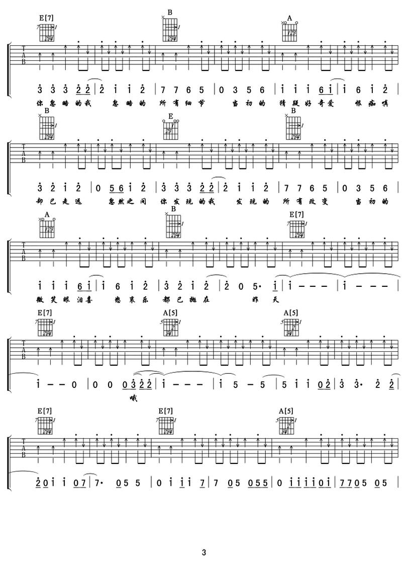 再遇見-蘇打綠-图片吉他谱-2